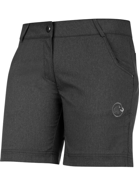Mammut Massone Shorts Men black mélange